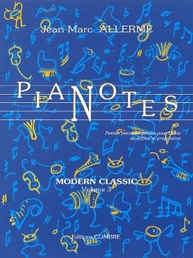 Allerme, Jean - Marc : Pianotes Modern Classic Volume 3