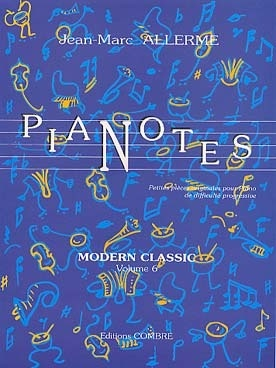 Allerme, Jean - Marc : Pianotes Modern Classic Volume 6