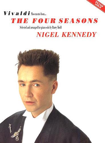 Vivaldi, Antonio: Four Seasons By Nigel Kennedy Piano