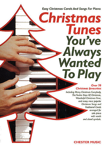Christmas Tunes You'Ve Always Wanted To Play Piano