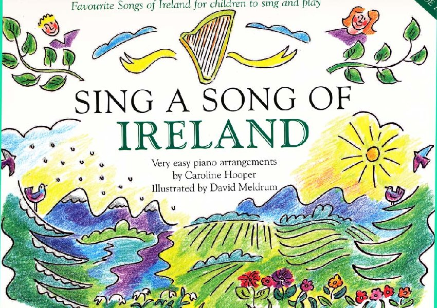 Divers : Sing A Song Of Ireland