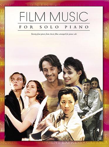 Film Music for Solo Piano