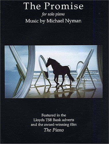 Nyman, Michael: The Promise Michael Nyman Solo Piano