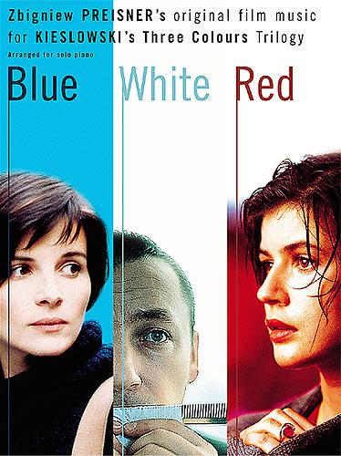 Three Colours Trilogy : Blue, White, Red (Preisner, Zbigniew)
