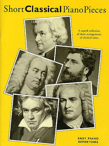 Short Classical Piano Pieces Easy Repertoire