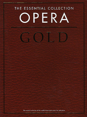 Opera Essential Gold Collection Piano
