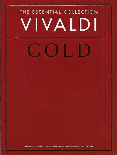 Vivaldi Essential Gold Collection Piano