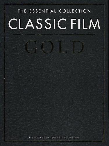 Classic Film Essential Gold Collection Piano