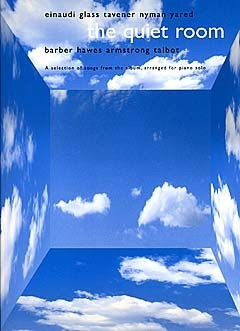 QUIET ROOM YARED/GLASS/NYMAN/FARLEY PIANO SOLO