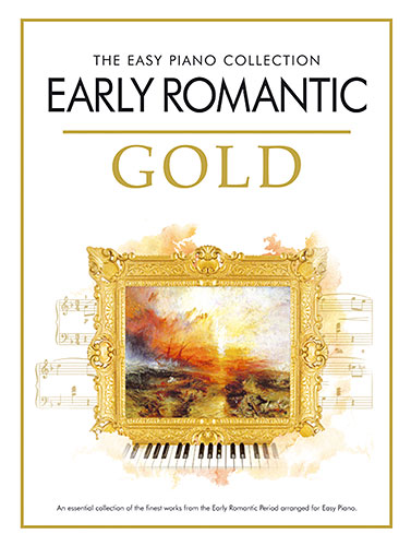 Divers : The Easy Piano Collection: Early Romantic Gold