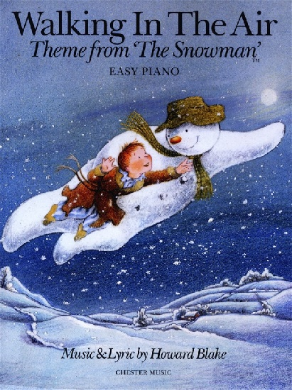 FORMAT WALKING IN THE AIR (FROM THE SNOWMAN) EASY PIANO