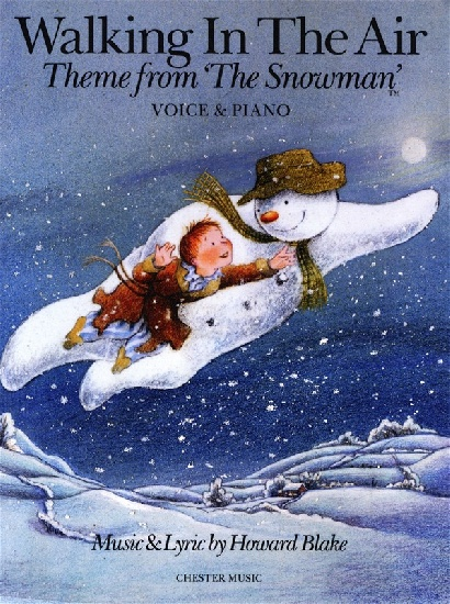 FORMAT WALKING IN THE AIR (FROM THE SNOWMAN) VOICE and PIANO