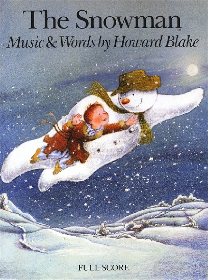 THE SNOWMAN H. BLAKE FULL SCORE