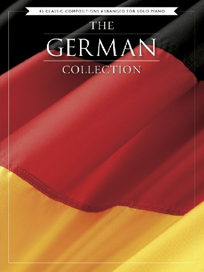 GERMAN COLLECTION 45 CLASSIC COMPOSITIONS SOLO PIANO