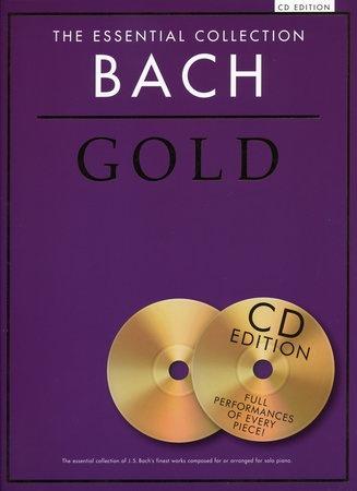 Bach, Johann Sebastian : The Essential Collection: Bach Gold