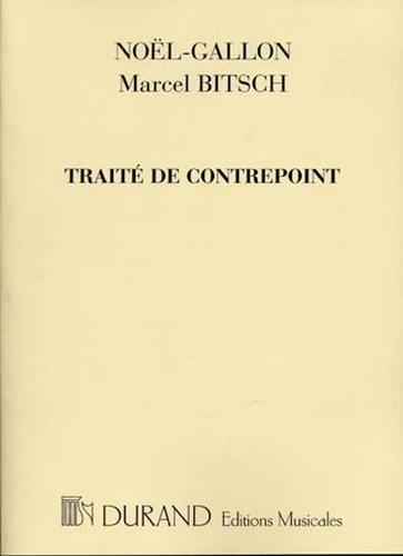Bitsch, Marcel / Gallon, Noël : Traité de Contrepoint