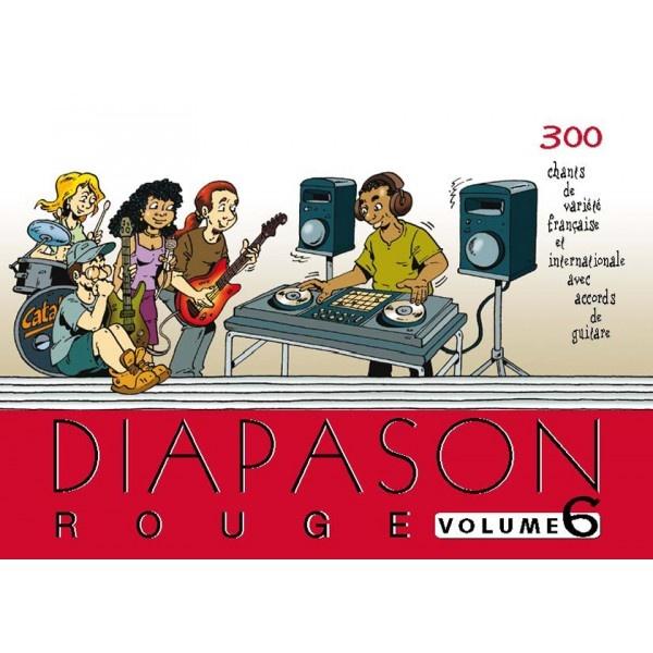 Diapason ROUGE Vol. 6
