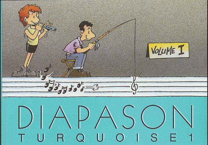 Diapason Turquoise Vol. 1