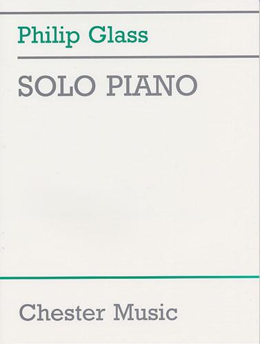 Solo Piano (Glass, Philip)