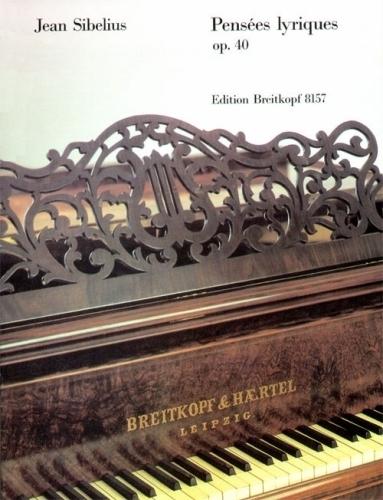 Sibelius, Jean : Pensées lyriques op. 40