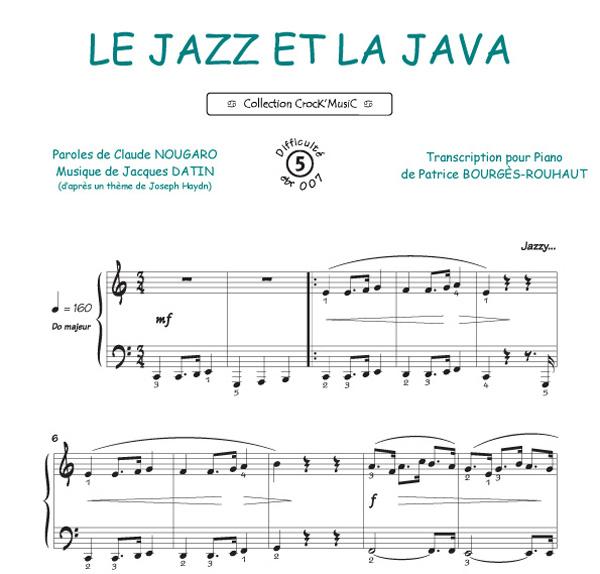 Le jazz et la java (Nougaro, Claude / Datin, Jacques)
