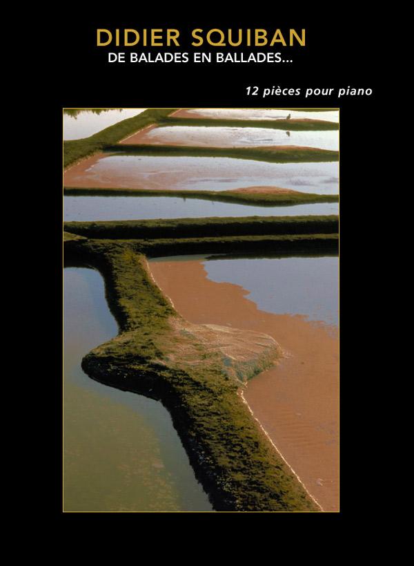 De Balades en Ballades (Squiban, Didier)