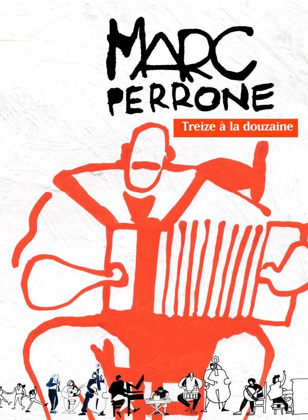 Treize à la douzaine (Marc Peronne)
