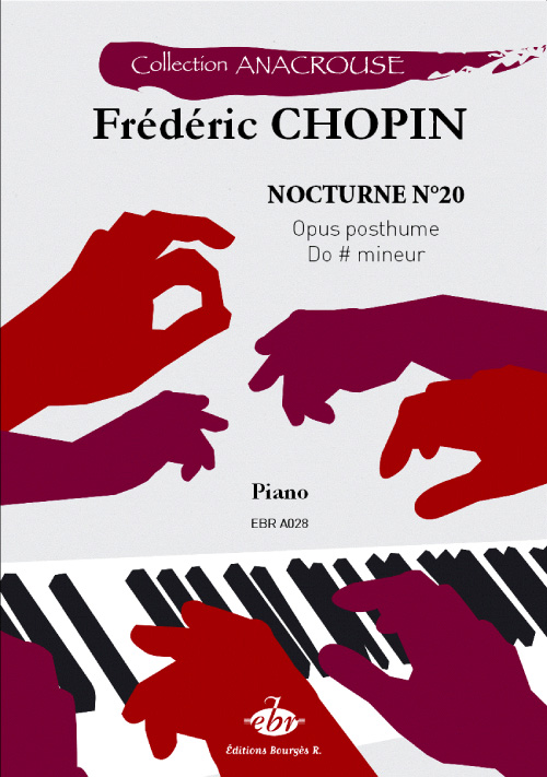 Nocturne n°20 Opus posthume (Collection Anacrouse)