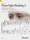 Kember, John : Piano Sight-Reading - Volume 3