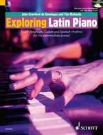 Richards, Tim : Exploring Latin Piano