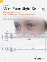 Kember, John : More Piano Sight-Reading