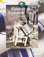 Klezmer and Sephardic Tunes for Accordion
