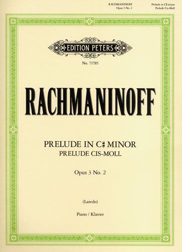 Rachmaninoff, Sergueï : Prélude in C Minor Opus 3 n°2