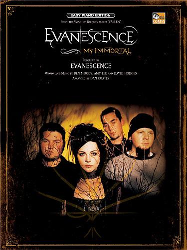 Evanescence : Evanescence : My Immortal (Easy Piano)