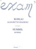Hummel, Johann Nepomuk / Kuhlau, Friedrich : Rondo / Allegretto grazioso