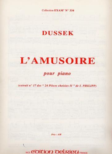 Dussek, Johann Ladislaus : L' amusoire