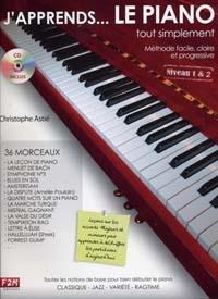 J'apprends... Le Piano