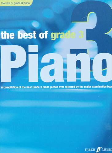 Williams, Anthony : The Best Of Grade 3 Piano