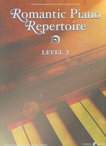 Coombs, Stephen : Romantic Piano Repertoire - Volume 2
