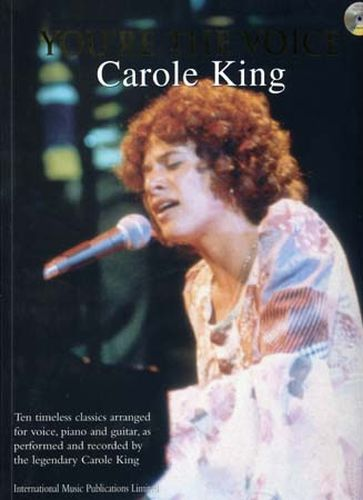 King, Carole : You're the voice