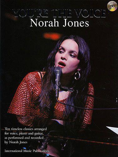 Jones, Norah : You're the voice