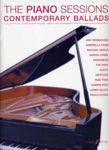 The Piano Sessions Contemporary Ballads