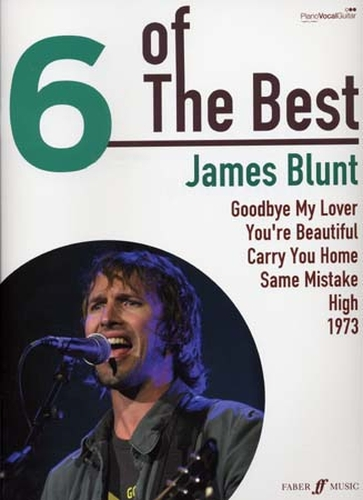 Blunt, James : 6 Of The Best - James Blunt