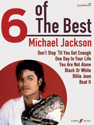 Jackson, Michael : 6 Of The Best - Michael Jackson