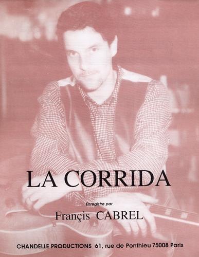 Corrida (Francis Cabrel)