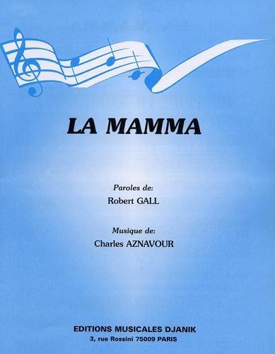 Mama (la) (aznavour)