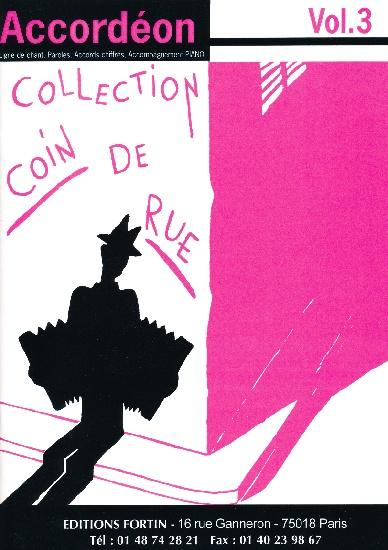 Au Coin de la Rue Volume 3