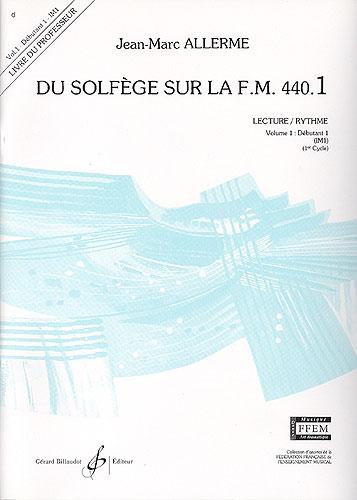 Du Solfege sur la F.M. 440.1 - Lecture / Rythme - Professeur