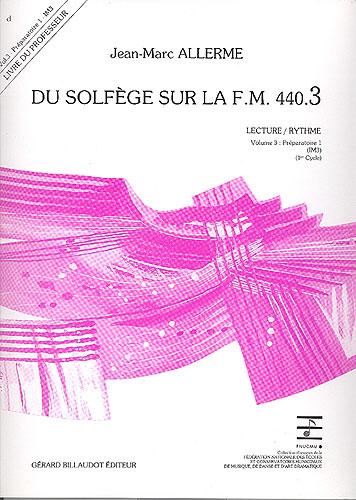 Du Solfege sur la F.M. 440.3 - Lecture / Rythme - Professeur