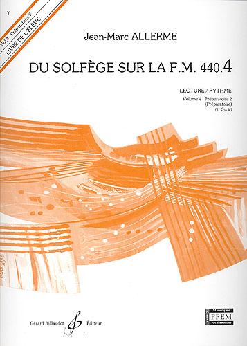 Du Solfege sur la F.M. 440.4 - Lecture / Rythme - Elève